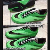 Nike Hypervenom Phelon Futsal Green Lime 2013-2014