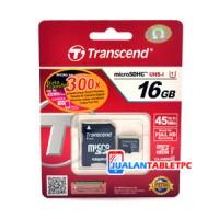 harga Transcend Premium Microsdhc Uhs-1 16gb Class 10 Tokopedia.com