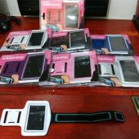 Sport ArmBand Universal Untuk Handphone 4 - 5 Inch Iphone, Blackberry, Samsung, HTC