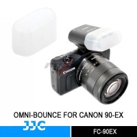 OMNI BOUNCE DIFFUSER for CANON SPEEDLITE 90EX