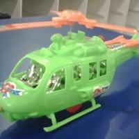 Mainan Helikopter Airwolf