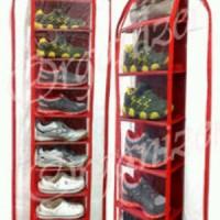 Hanging Shoes Organizer Zipper (Hanging Shoes Organizer Retsleting)