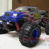 MAD TRUCK - HENG LONG 1:10 Monster Truck 4WD 3851-2