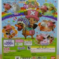 One Piece Chopperman x Animal pair swing [set of 5] (Japan)