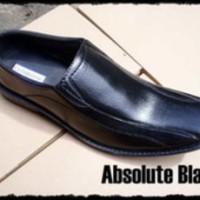 Sepatu Pantofel Absolut Black