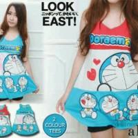 Tanktop Doraemon Love