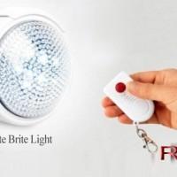 Brite Light with Remote Control! Remote Bright Light.