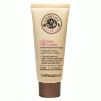 Sample The Face Shop Clean Face Oil-Free BB Cream in jar 5gr