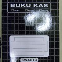 Misc Brand - Buku Kas Quarto (Each)