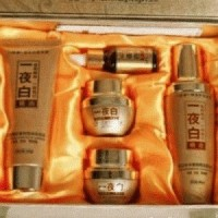 Cream Korea 5 in 1 - Paket Lengkap One Night White Magic Cream 5 in 1