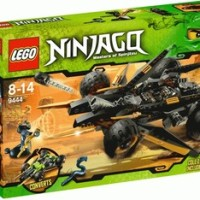 LEGO 9444 Ninjago Cole's Tread Assault
