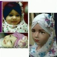turban baby 0-3 thn