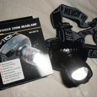HEAD LAMP LED ZOOM READY STOCK !!!
