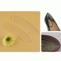 Stiker Silikon Transparan untuk Sepatu
