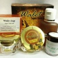 Walet Super Gold 24k Original