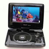 DVD Portable + TV 7.5 Inch DP-07E