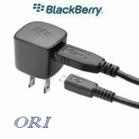 BLACKBERRY Charger Fixed Blade ASY-24479-002 - 9800 Original