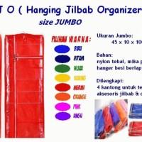 HJO Hanging Jilbab Organizer JUMBO