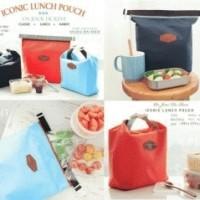 ICONIC INSULATED LUNCH BAG ( TAS BEKAL TAHAN PANAS & DINGIN )