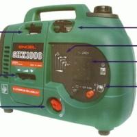 Genset Silent Portable Elemax SHX 1000 (900w)