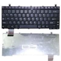 Keyboard Toshiba Satellite U200 U205 / Portege M200, M400, M500, M600, S100 ( Black )