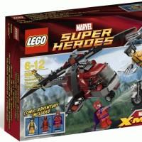 LEGO 6866 : Wolverine's Chopper Showdown
