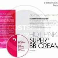 BB CREAM HOT PINK