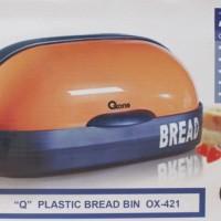 """OX-421 Oxone """"Q""""Plastic Bread Bin, wadah roti oxone"""