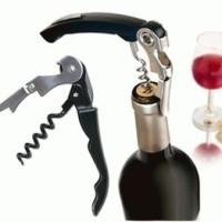 Pembuka Botol Anggur Model Kuda Laut