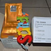 Naturgo Shiseido Mask - Masker Lumpur - (Sachetan / Tanpa Box) Kualitas Bagus