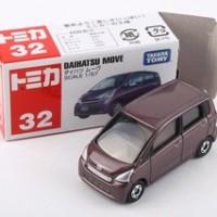 Tomica Series no 32 Daihatsu Move