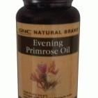 GNC Natural Brand Evening Primrose Oil - 90 kapsul lunak @ 500 mg