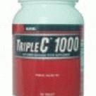 GNC USA L-GLUTATHIONE 25 mg Triple C 1000 - 90 Kaplet