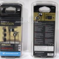 Earphone Sennheiser CX 400-II Precision HItam