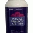 GNC Womens Evening Primrose Oil 500 - 90 kapsul lunak