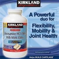 Kirkland Extra Strength Glucosamine Plus MSM