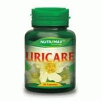 Nutrimax Uricare - 60 Tablet : Nyeri, Peradangan, Asam Urat, Kemih, Sendi