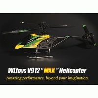 RC Helicopter Single Blade V912 4CH RTF