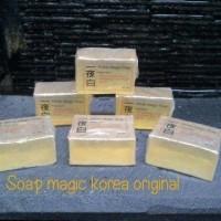 SABUN CREAM KOREA/SABUN WHITE MAGIC KOREA