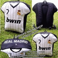 JERSEY BAG FOOTBALL CLUB REAL MADRID