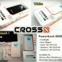 Power Bank Cross 8800 Mah