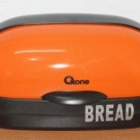 "Oxone ""Q""Plastic Bread Bin OX-421, Tempat Roti, Tempat Kue"