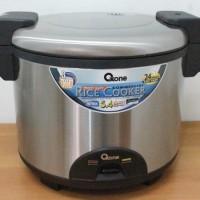Oxone Jumbo Rice Cooker OX-189, Magic Com Jumbo utk Rumah, Warteg/Restoran/Warung Makan/Warung Padang dll