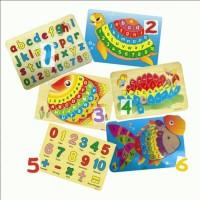 Puzzle 1~Mainan Kayu~Promo