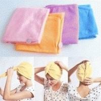 Magic Hair Drying Cap / Magic Towel