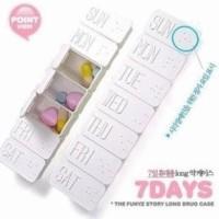 Kotak Obat 7-Hari (1 Minggu)