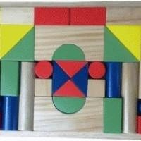 Balok 42~Mainan Kayu Edukasi~Harga Promo