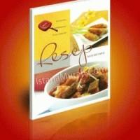 Buku Resep Happy Call (Masakan Nusantara)