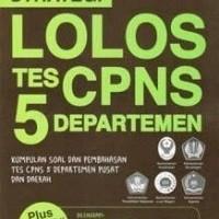 Full Strategi Lolos Tes CPNS Lima Departemen