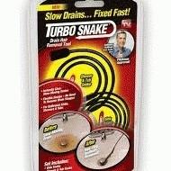 As Seen On TV Turbo Snake Memperbaiki Pipa Saluran yg Tersumbat